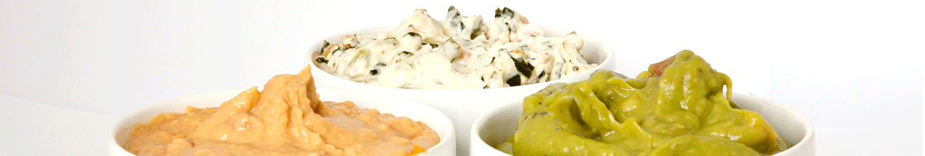 Dips, Spreads, Dressing & Sauces